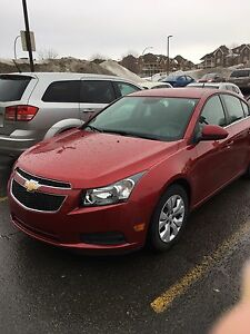 Lease transfer bail/location Chevrolet Cruze