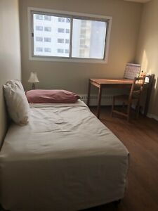 Room for sublet, May-August 555$