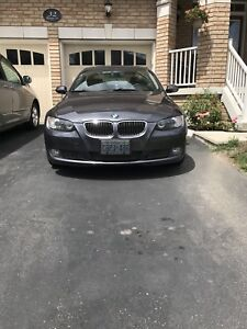 BMW 335 AWD COUPE mint condition low km