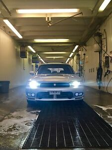 Twin Turbo Subaru Legacy JDM