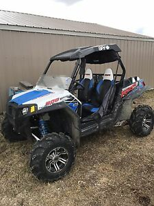 2012 Polaris RZR xp 900 Voodoo