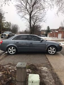 2003 Audi A4/S4 swap with 2.7 twin turbo