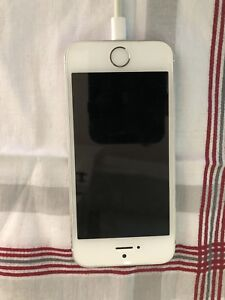 Iphone 5s blanc 16g comme neuf!
