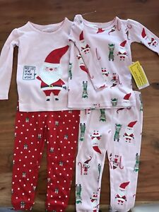 12 month Christmas PJs from Target