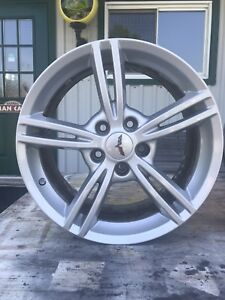 2009 OEM Corvette C6 wheels