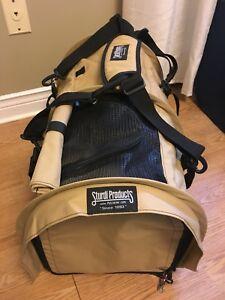 Sturdibag flex-height pet carrier, size XL
