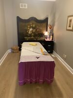 Newly Opened Massage Spa in Downtown Whitby