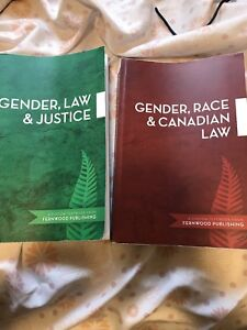 Gender, Race and Canadian Law