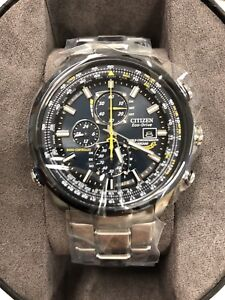 *low offers ignored* New Blue Angel chrono AT