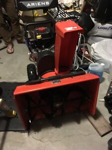 Snow Blower (used once)
