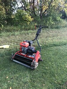 Jacobsen Mower   Kijiji - Buy, Sell & Save with Canada's #1