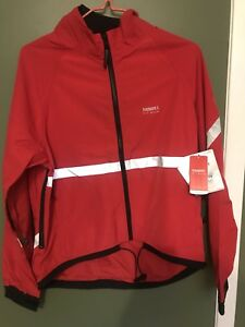 Brand new Running Room Unisex Reflect Jacket(S/P)
