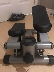 Step machine for legs work out.