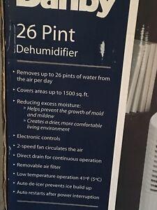 Danby dehumidifier