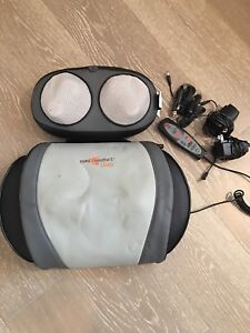 Sonic Comfort Compact Personal Massager With Heat Therapy