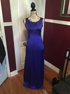 Evening gown wedding prom dress size 6