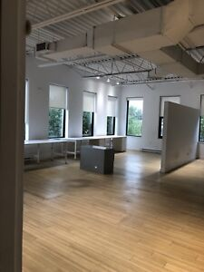 500-3200 sq feet OFFICE SPACE TO SHARE