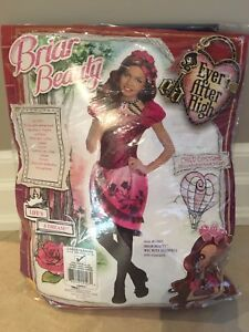 Like New, Child Briar Beauty Costume