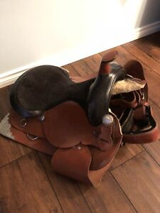 Breastplate, Saddle, Chaps, Spurs, etc Horse Items