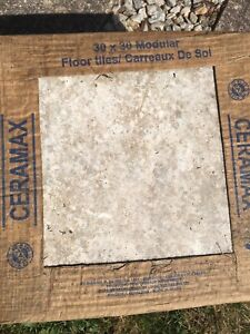 """12""""x12"""" floor tile two boxes"""