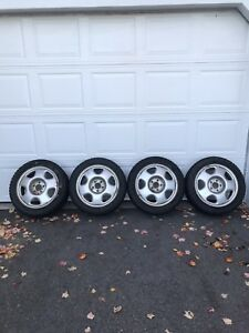 "17"" Honda Winter wheels & Tires"