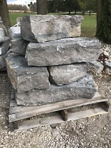 Limited time Sale on premium northern landscape armour stone