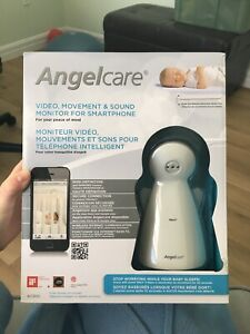 Angelcare video, sound and movement monitor!