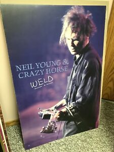 Neil Young posters (4)