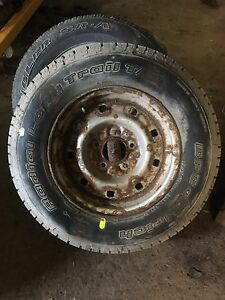Never used BFGoodrich tire