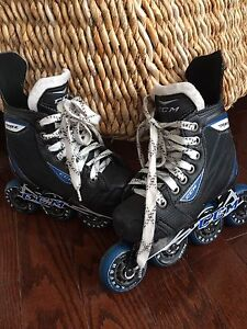 CCM RBZ 60 Jr. Inline Hockey Skates