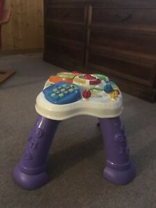 Vtech sit-to-stand discover toy