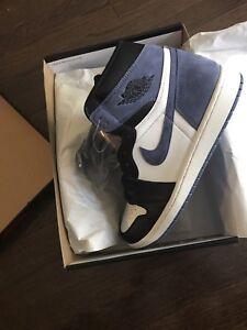 Nike air Jordan 1 Blue Moon sz 11.5 DS $280