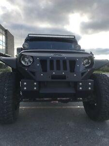 Lifted Custom Jeep Wrangler MUST SEE