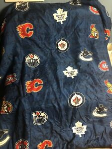 NHL Twin Bedding set