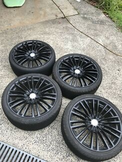 5x114.3 Lenso wheels suits ford falcons