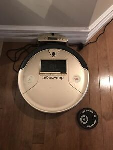 Bobsweep robot vacuum for sale!