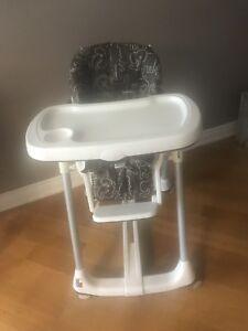 Like new Peg Prego High Chair