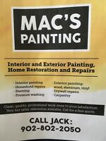 INTERIOR/EXTERIOR PAINTING AND MORE