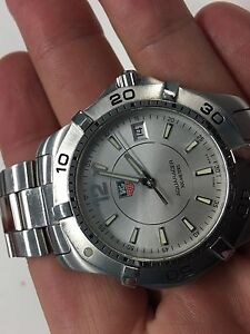 TAG Heuer Aquaracer 300M Quartz Watch with Warranty Matraville Eastern Suburbs Preview