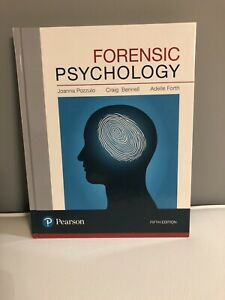 Forensic Psychology- Pozzulo, Bennell, Forth (2017)