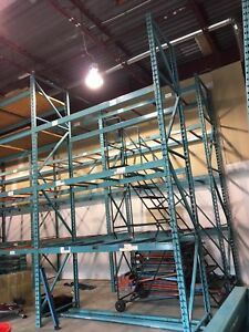 Redi-Rack Steel Pallet Racking