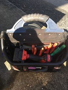 Veto tool bag Sandy Beach Coffs Harbour Area Preview