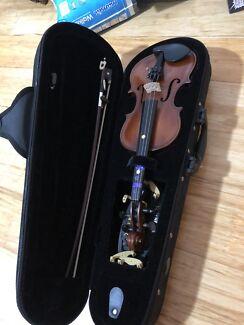 Wanted: 1/4 violin