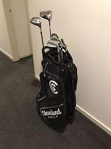 Golf Bag & Clubs Essendon Moonee Valley Preview