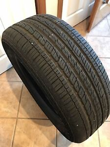 Jeep Grand Cherokee tires (set) 420$ -KUMHO Solus KL21