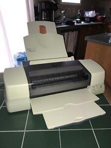 Epson Stylus 1270 professional large format photo printer