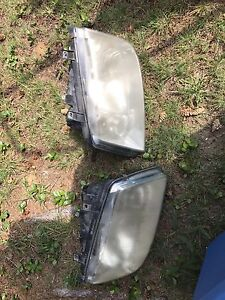 Jetta head lights