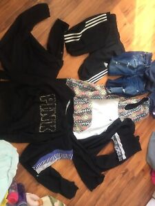 Teen girl clothing