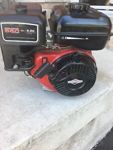 Briggs and Stratton 4.0 hp side shaft motor