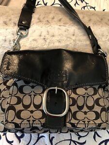 Genuine Coach purse LIKE NEW